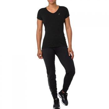 spodnie asics knit pant w czarne