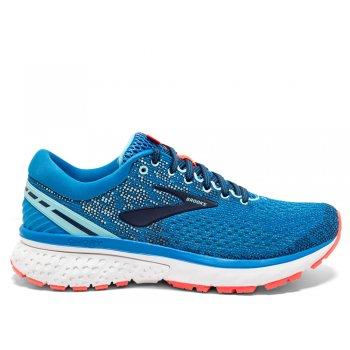 buty brooks ghost 11 w niebieskie