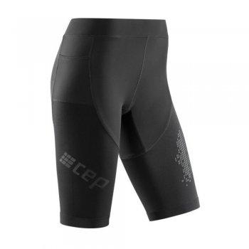spodenki cep run shorts 3.0 w czarne