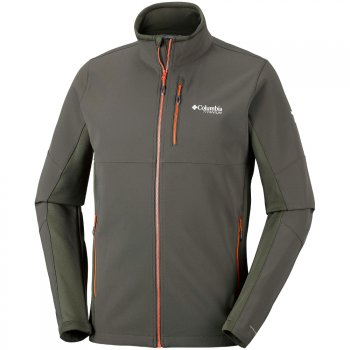 kurtka columbia titan ridge iii hybrid jacket m szara