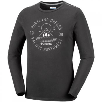 bluzka columbia mill creek™ long sleeve tshirt