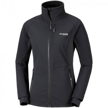 kurtka columbia titan ridge iii hybrid jacket w czarna