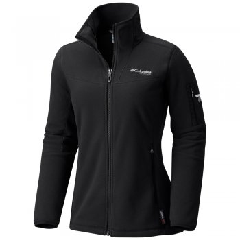 bluza columbia titan pass™ ii 2.0 fleece black