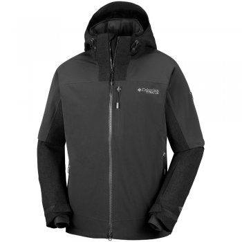 kurtka columbia powder keg ii jacket m czarna