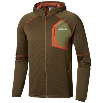bluza columbia triple canyon™ hooded fleece