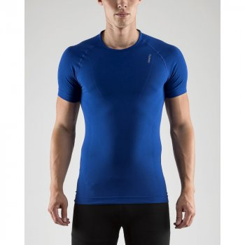 koszulka craft cool intensity rn ss m niebieska