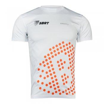 koszulka craft event sbrt tee m biała