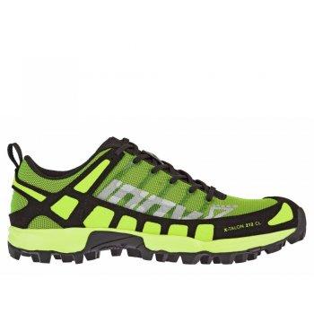 buty inov-8 x-talon 212 classic m zielono-Żółto-czarne