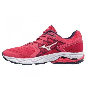 buty mizuno wave ultima 10 w malinowo-różowe