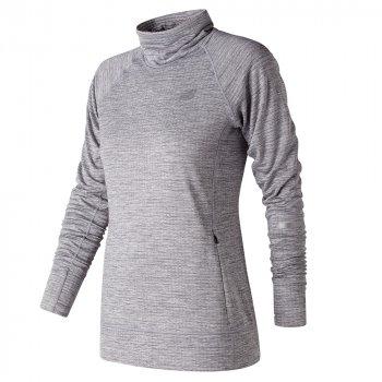 bluza new balance heat pullover wt83246ask w szara