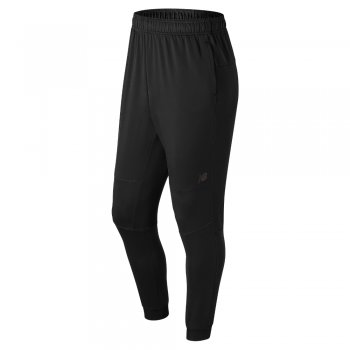 spodnie new balance mp73041bk transform jogger bk m czarne