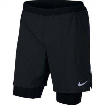 spodenki nike flex stride 2-in-1 shorts m czarne