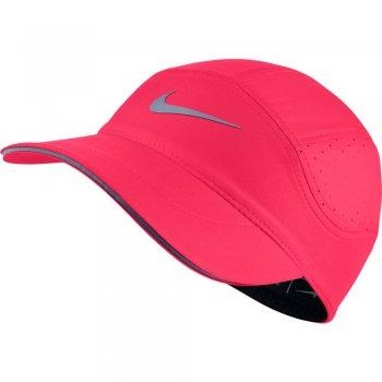 czapka z daszkiem nike aerobill tailwind cap elite w różowa