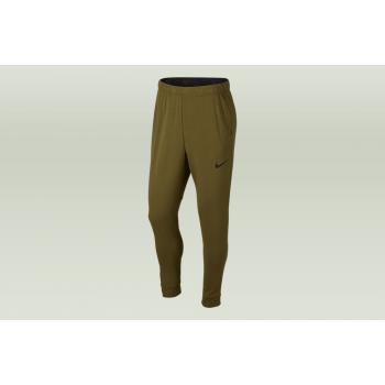 spodnie nike training tapered hyperdry zielone (889393-395)