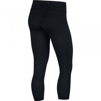 spodnie nike racer 23/ 58.5 cm crops w czarne