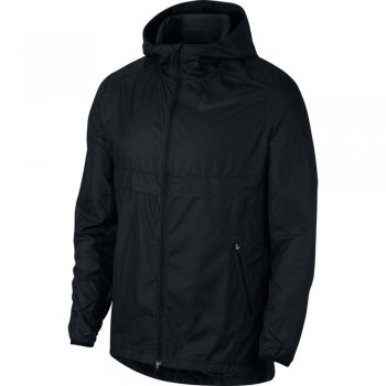 kurtka nike shield running jacket m czarna