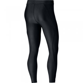 legginsy nike speed 7/8 running tights w czarne