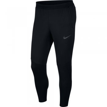 spodnie nike shield phenom trousers m czarne