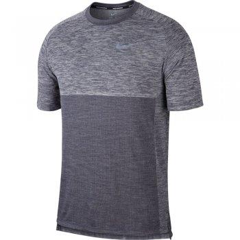 koszulka nike dri-fit medalist short-sleeve top m szara