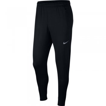 spodnie nike essential knit pant m czarne