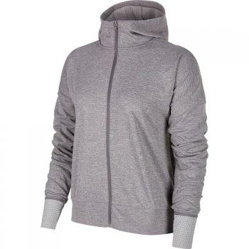 bluza nike therma-sphere hoodie w szara