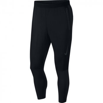 spodnie nike shield swift trousers m czarne
