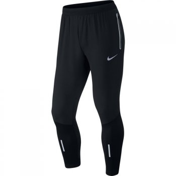 spodnie nike flex swift running pants m czarne