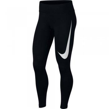 spodnie nike power essential running tights w czarne