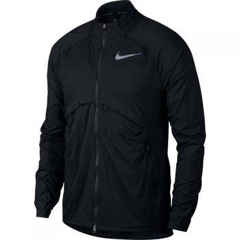 kurtka nike shield convertible running jacket m czarna
