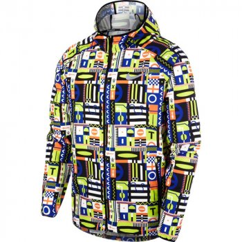 kurtka nike essential (london) jacket m multikolor