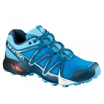 buty salomon speedcross vario 2 w niebieskie
