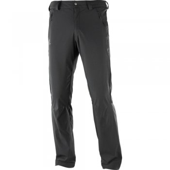 spodnie salomon wayfarer lt pant w black