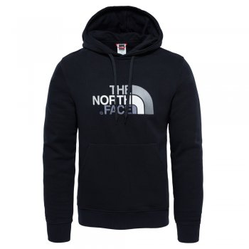 bluza the north face seasonal drew peak pullover m czarna