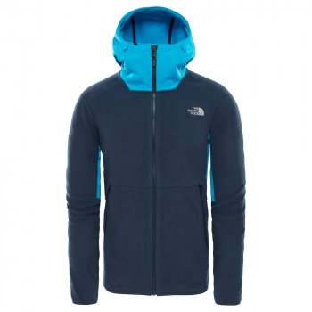 bluza the north face kabru fz hoodie (t93l1uh2g)