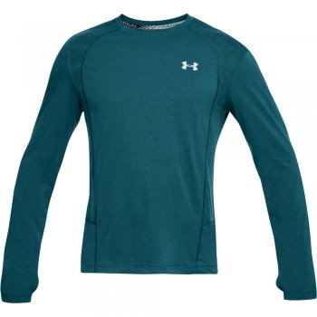 bluza under armour threadborne seamless ls tee m zielona