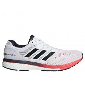 buty adidas adizero boston 7 m czarno-białe