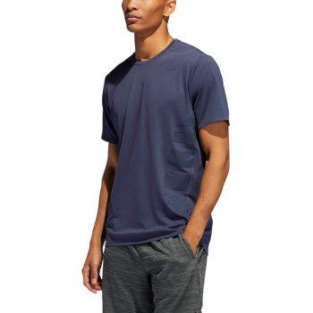 koszulka adidas supernova tee m szaro-niebieska