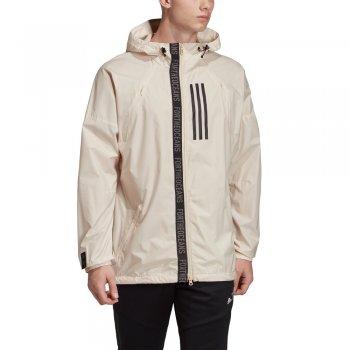 kurtka adidas w.n.d. parley jacket m beżowa
