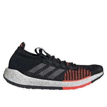 buty adidas pulseboost hd m czerwono-czarne