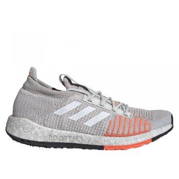 buty adidas pulseboost hd w koralowo-szare