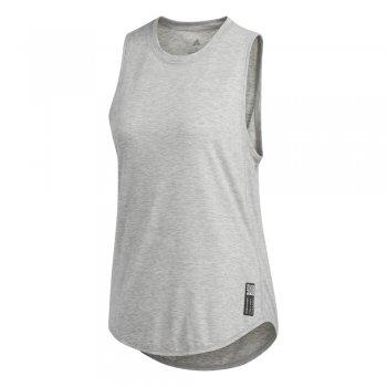 koszulka adidas adapt to chaos tank top w szara