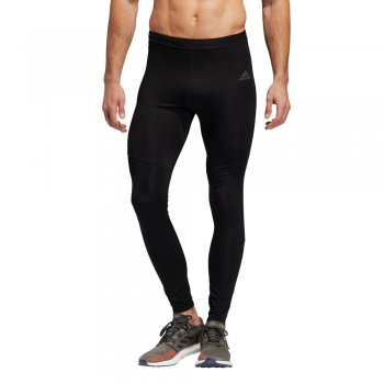 legginsy adidas own the run long tights m czarne