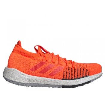 buty adidas pulseboost hd m pomarańczowe