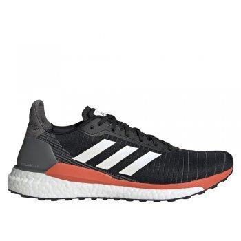buty adidas solar glide 19 m pomarańczowo-czarne