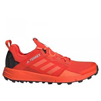 buty adidas terrex speed ld m pomarańczowe