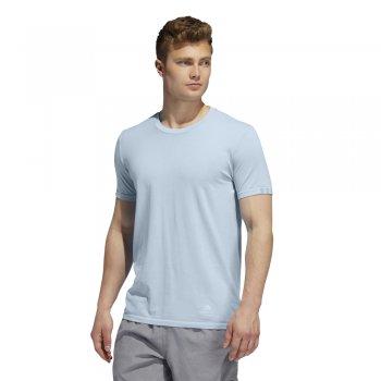 koszulka adidas 25/7 tee m niebieska