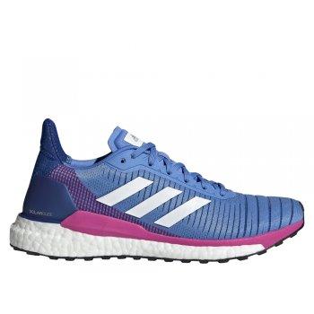 buty adidas solar glide 19 w niebieskie