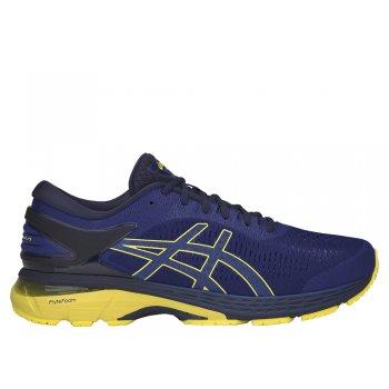 buty asics gel-kayano 25 m Żółto-niebieskie