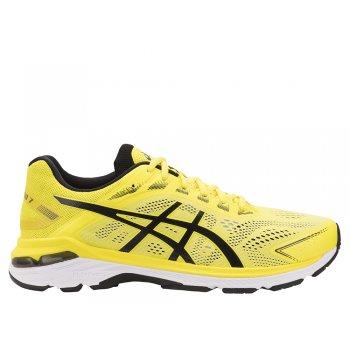 buty asics gt-2000 7 m czarno-Żółte