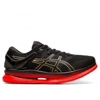 buty asics metaride czarno-czerwone